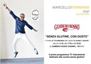 Marcello Ferrarini Gambero Rosso