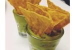 guacamole e nachos